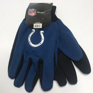 Indianapolis Colts NFL sport utility gloves